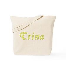 Trina in Gold - Tote Bag