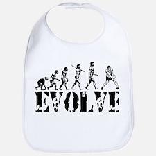 Volleyball Evolution Bib