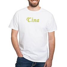 Tina in Gold - Shirt
