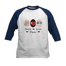 Peace Love Piano Tee