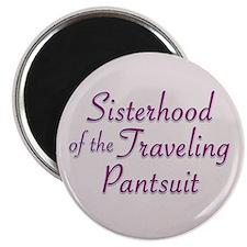 "Sisterhood of the Traveling P 2.25"" Magnet (10 pac"