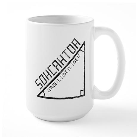 SOHCAHTOA Large Mug