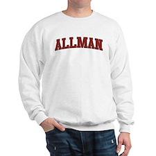 ALLMAN Design Sweatshirt