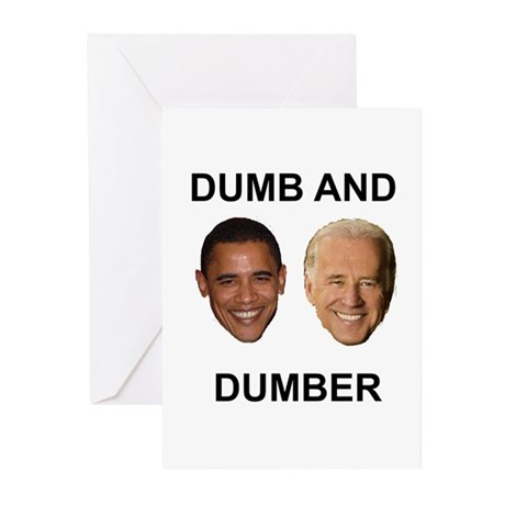 Obama and Biden Greeting Cards (Pk of 10)