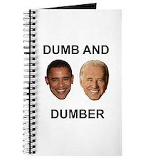 Obama and Biden Journal