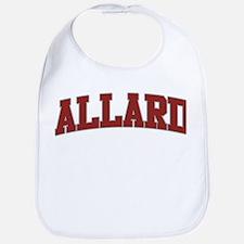 ALLARD Design Bib
