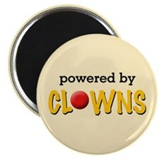 Powered By Clowns Magnet