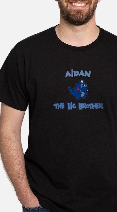 Aidan - Dino Big Brother T-Shirt