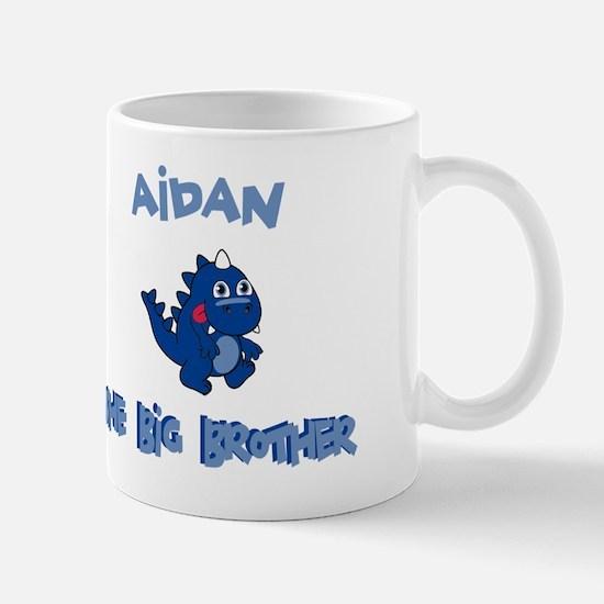 Aidan - Dino Big Brother Mug