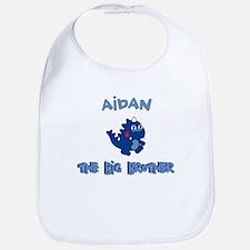 Aidan - Dino Big Brother Bib