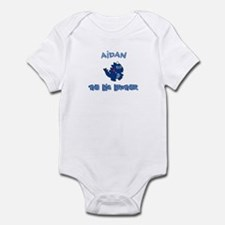 Aidan - Dino Big Brother Infant Bodysuit
