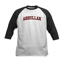 ABDULLAH Design Tee