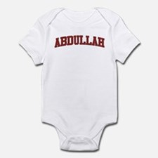 ABDULLAH Design Infant Bodysuit