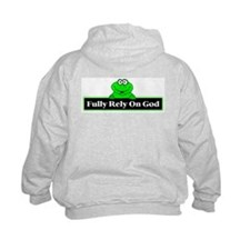 Kids F.R.O.G. (Fully Rely On God) Hoodie