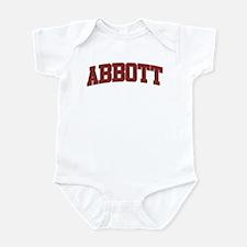 ABBOTT Design Infant Bodysuit