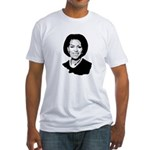 Michelle Obama Fitted T-Shirt