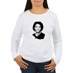 Michelle Obama Women's Long Sleeve T-Shirt