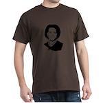Michelle Obama screenprint Dark T-Shirt