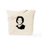 Michelle Obama screenprint Tote Bag