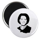 Michelle Obama screenprint Magnet
