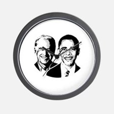 OBAMA BIDEN 2008 Wall Clock