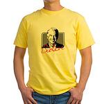 OBAMA BIDEN 2008 Yellow T-Shirt