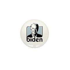 OBAMA BIDEN 2008 Mini Button (10 pack)