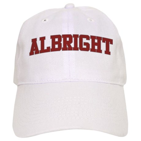 ALBRIGHT Design Cap