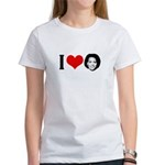 I Heart Michelle Obama Women's T-Shirt