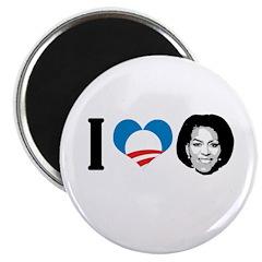 I Love Michelle Obama 2.25