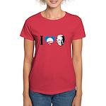 I Love Joe Biden Women's Dark T-Shirt