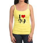 I Heart Obama Biden Jr. Spaghetti Tank