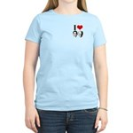 I Heart Obama Biden Women's Light T-Shirt