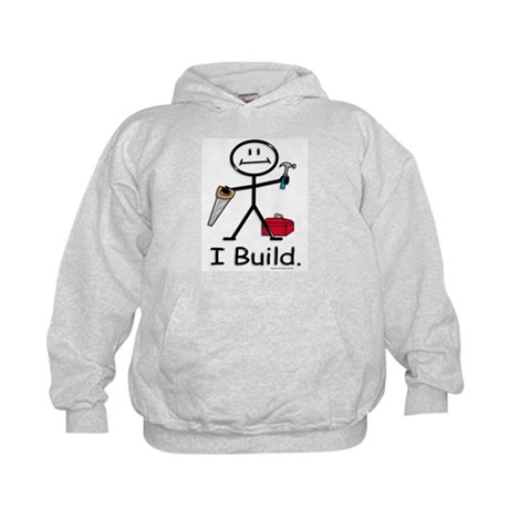 BusyBodies Construction Kids Hoodie
