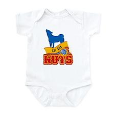 Kai Ken Infant Bodysuit