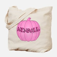 Kendall Jack O'Lantern Tote Bag