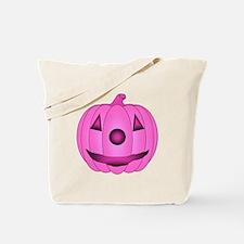 Jill O'Lantern Tote Bag