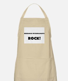 Research Officers ROCK BBQ Apron
