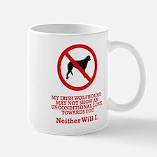 Irish Wolfhound Mug