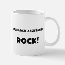 Research Assistants ROCK Mug