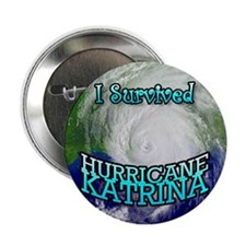 I Survived Hurricane Katrina Buttons (100 pack)