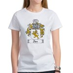 Doro Family Crest Women's T-Shirt