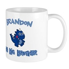 Brandon - Dino Big Brother Mug