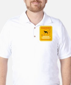 Irish Wolfhound Golf Shirt