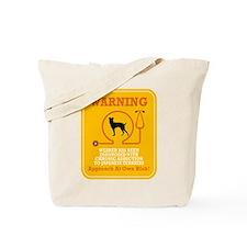 Japanese Terrier Tote Bag