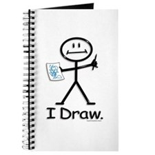 BusyBodies Artist (Draw) Journal