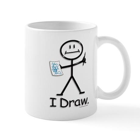 BusyBodies Artist (Draw) Mug