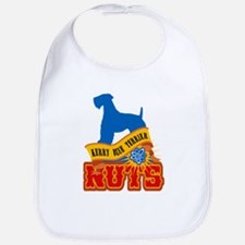 Kerry Blue Terrier Bib