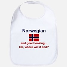 Good Looking Norwegian Bib