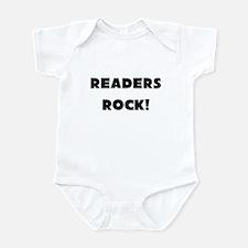 Readers ROCK Infant Bodysuit